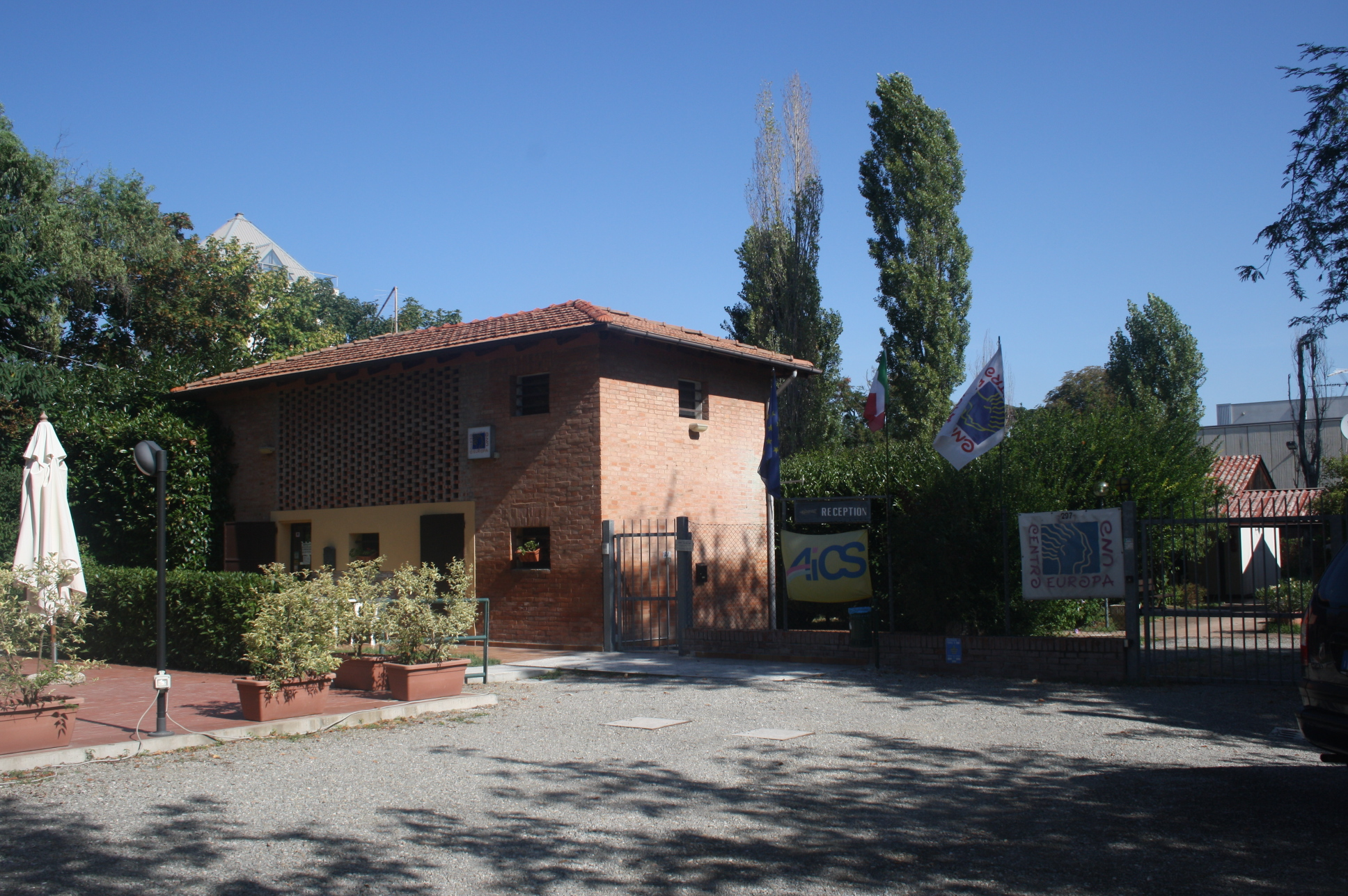 OSTELLO/CAMPING